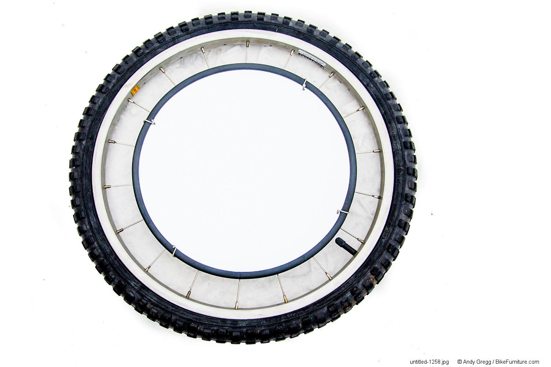 Bike Wheel Mirror - BMX