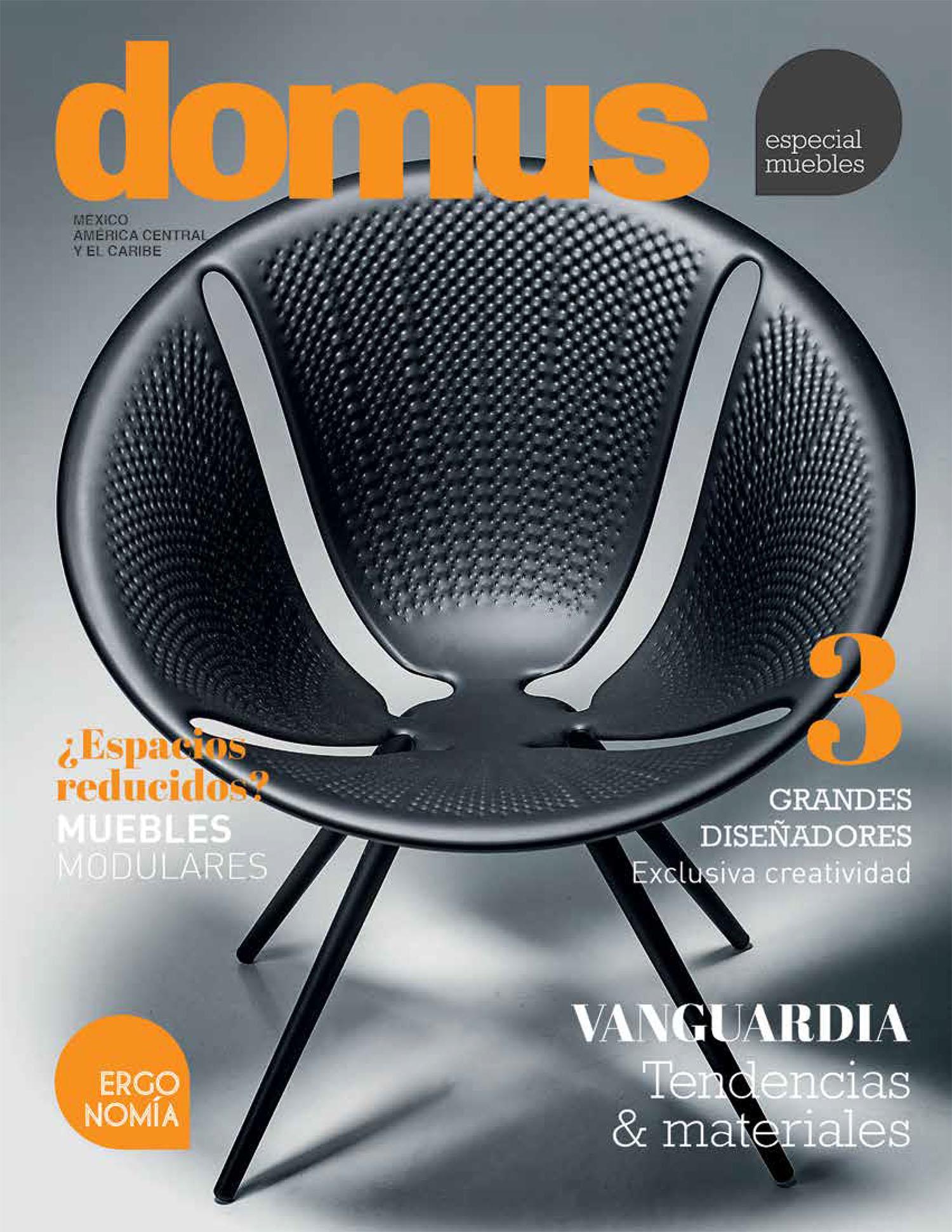 Domus Magazine - Especial Muebles2014