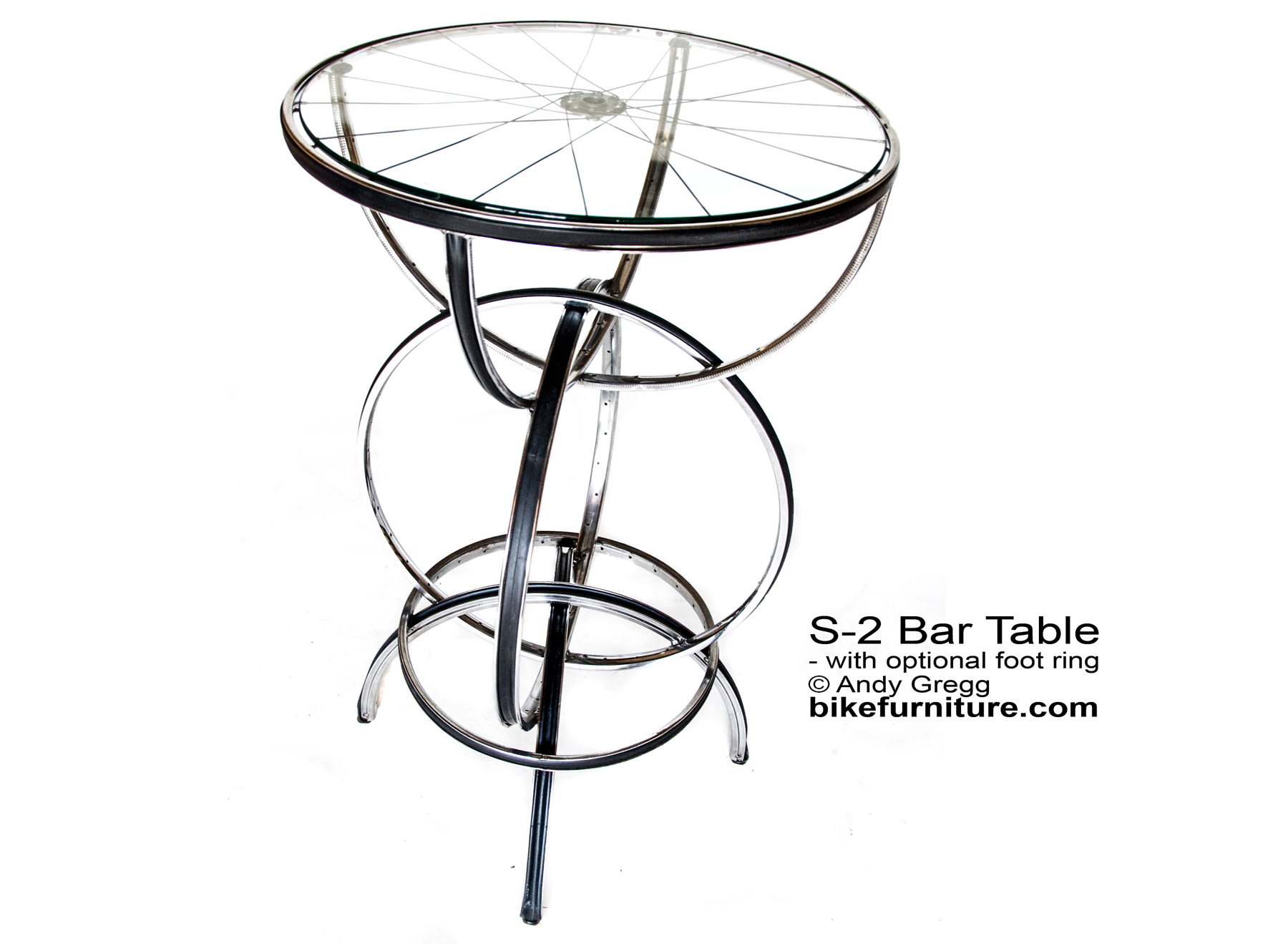 S-2 bar height table