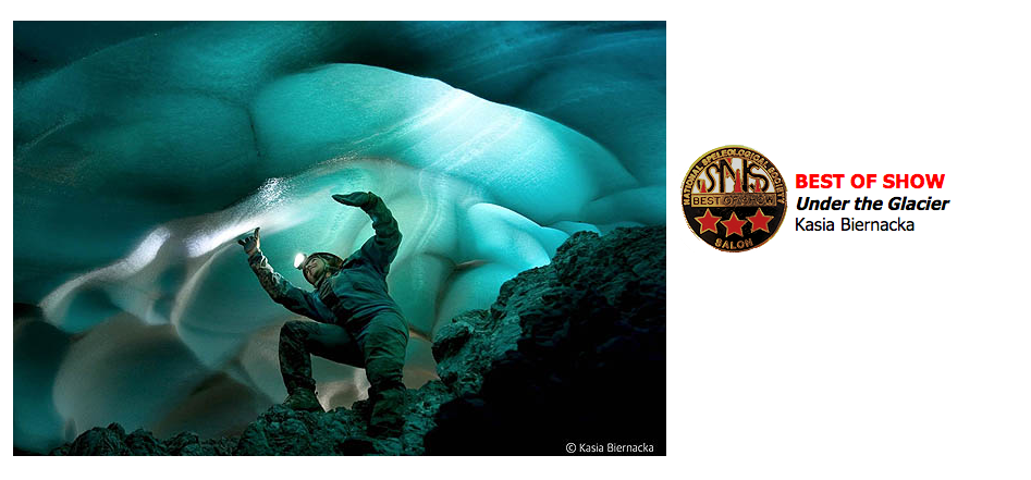 "Best of Show - ""Under the Glacier"""