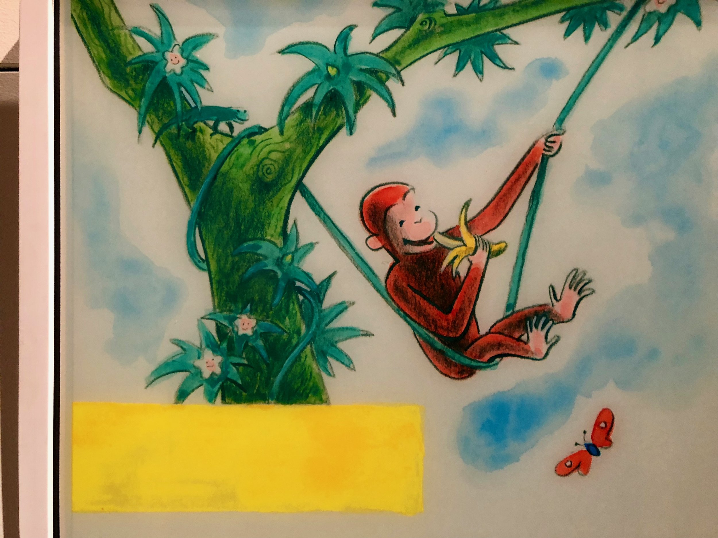 A joint exhibition with the Holocaust Museum details the creators of Curious George and their Harrowing Escape from the Nazis