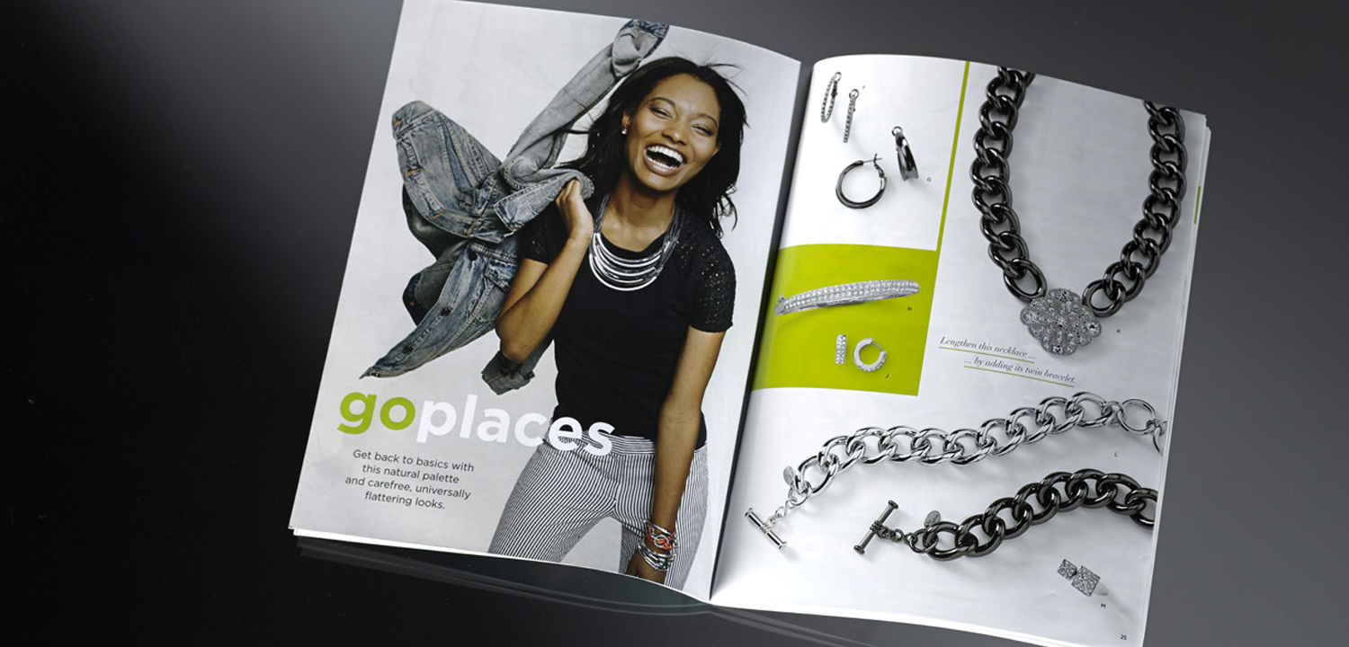 CATALOG SPREAD / PHOTOGRAPHY: DAYMION MARDEL