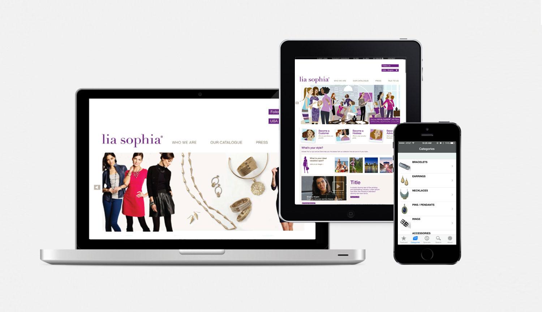 RESPONSIVE WEB & MOBILE APPLICATIONS