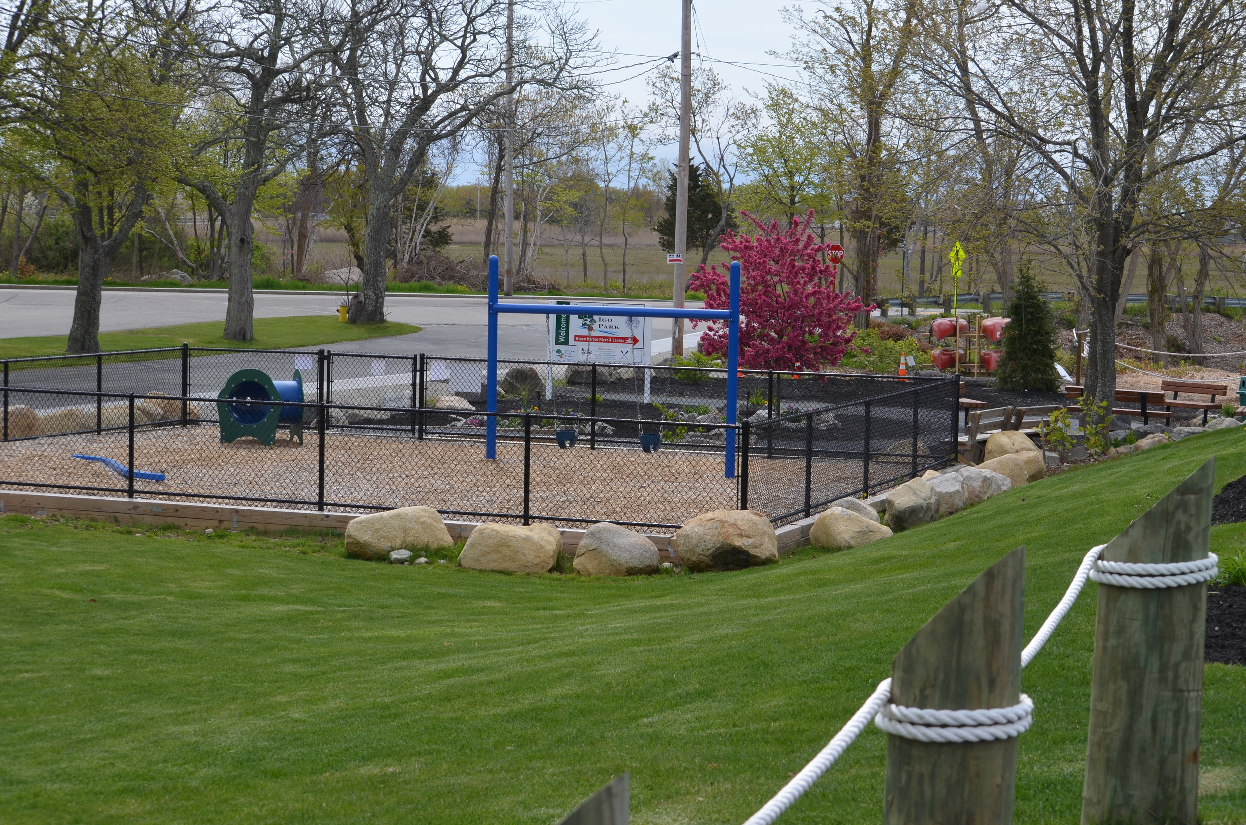 Kids Playground Area