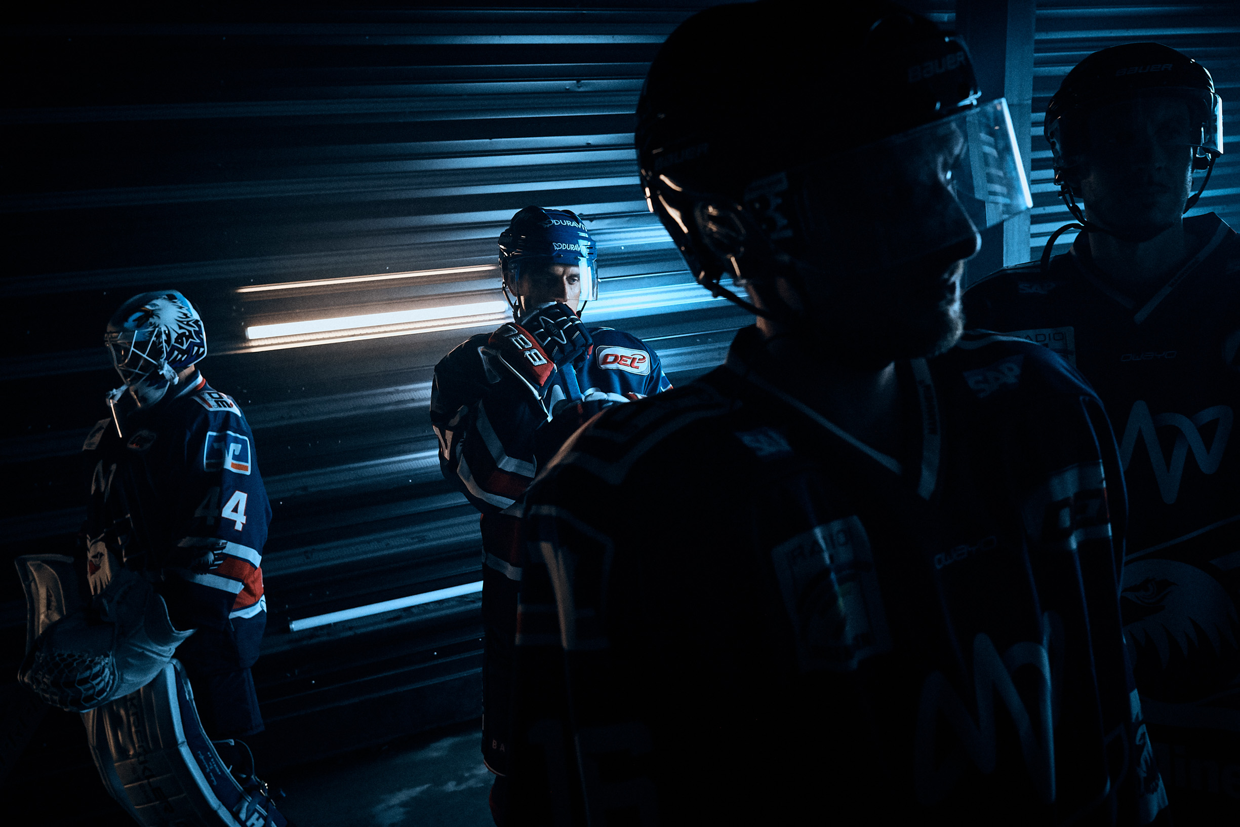 Telekom Sport  Deutsche Eishockey Liga season trailer, 2017