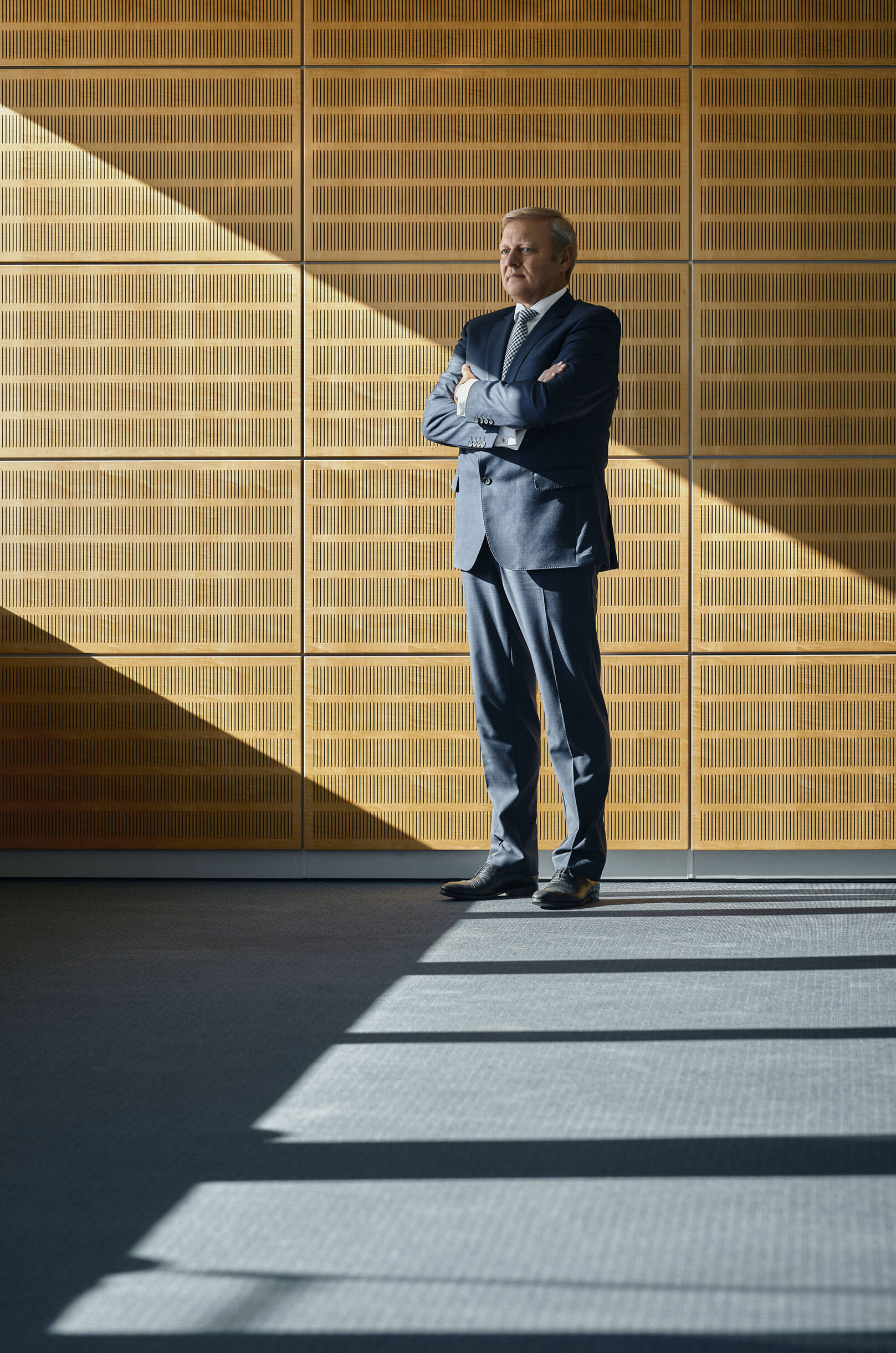 Volksbank eG BraWo   Vorstandsvorsitzender  Jürgen Brinkmann