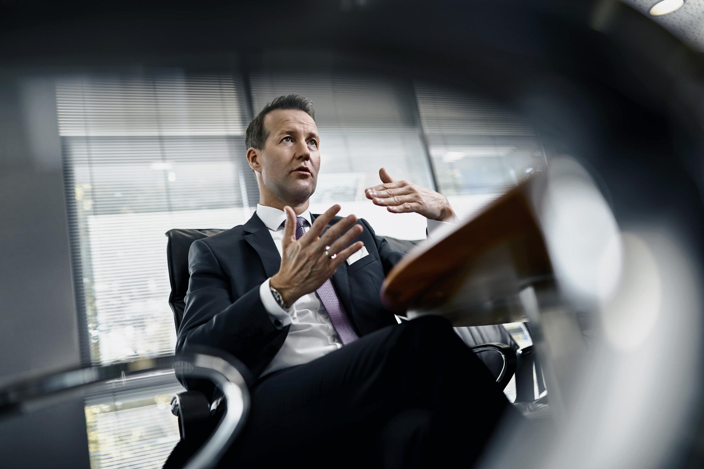 Volksbank eG BraWo  Leiter Individualkunden  Michael Pannwitz