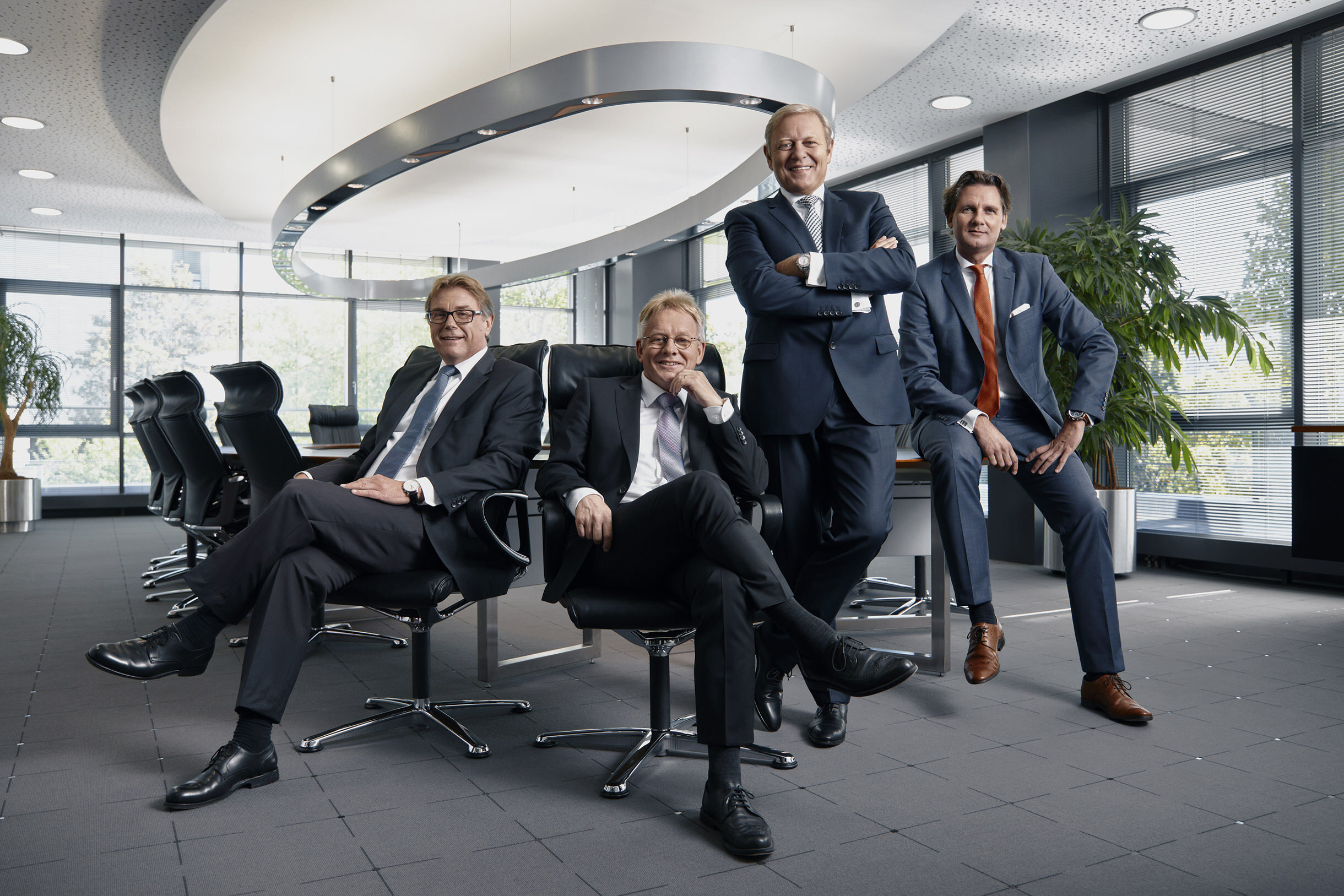 Volksbank eG BraWo  Vorstand