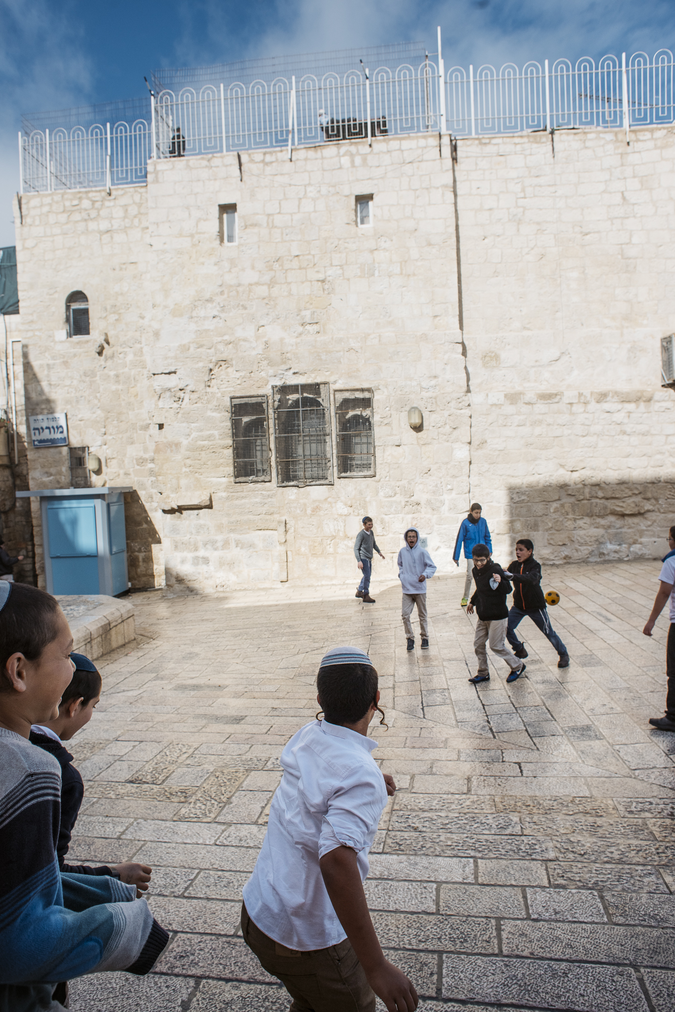 israel jack sorokin middle east photography fine art travel jewish judaism rocks jerusalem kids playing