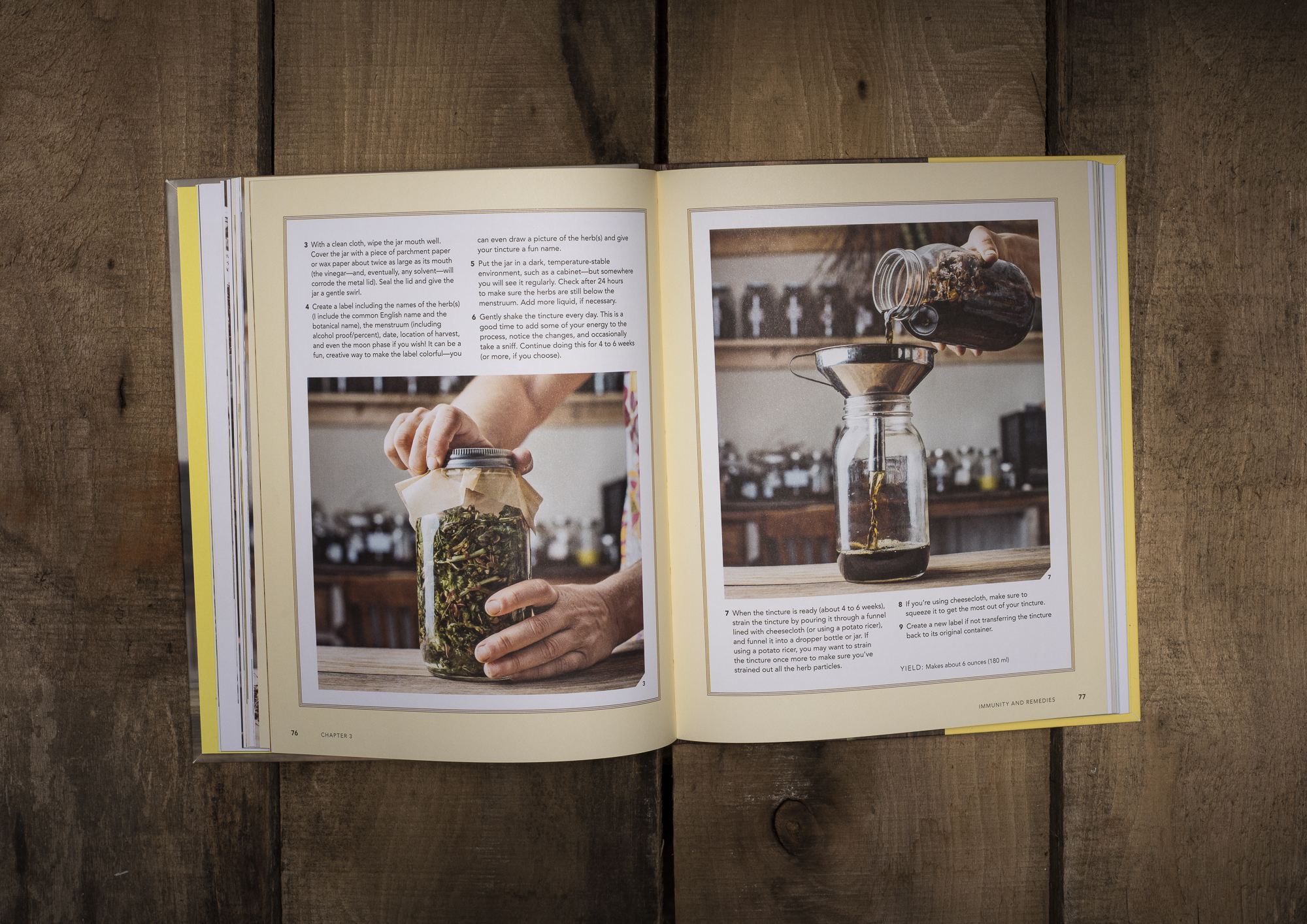 Jack Sorokin The Herbal Handbook for Homesteaders Quarto Publishing Abby Artemisia Commercial Photographer Asheville North Carolina Marshall Photographer