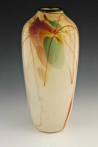Circus Tall Vase