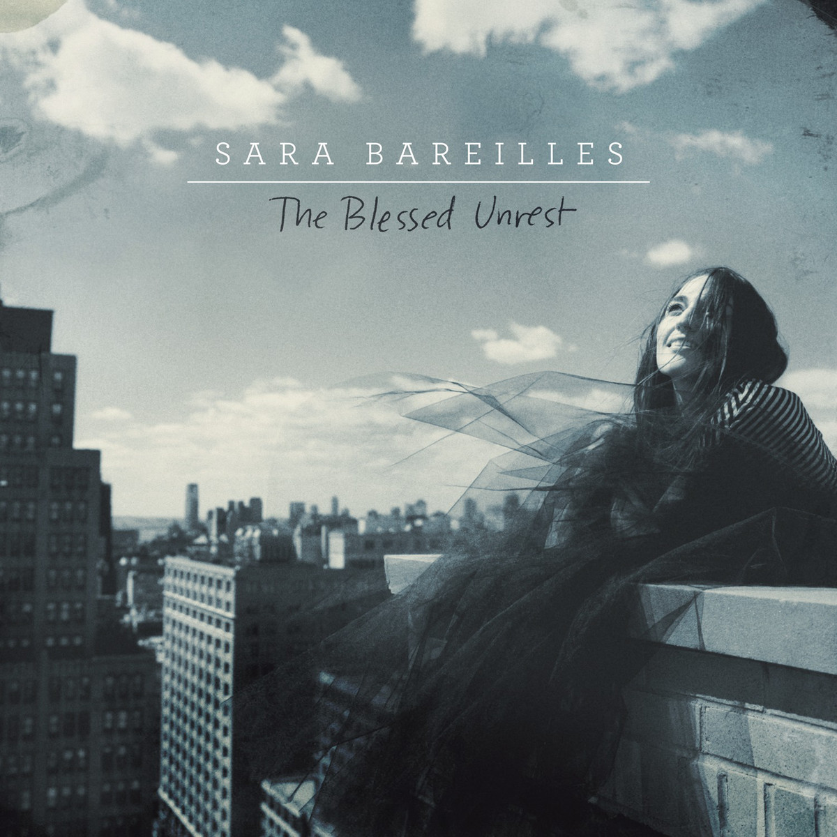Sara Bareilles - The Blessed Unrest  (bass guitar, production, programming)