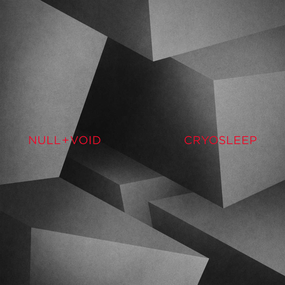 Null & Void - Cryosleep  (composition, mixing, programming)