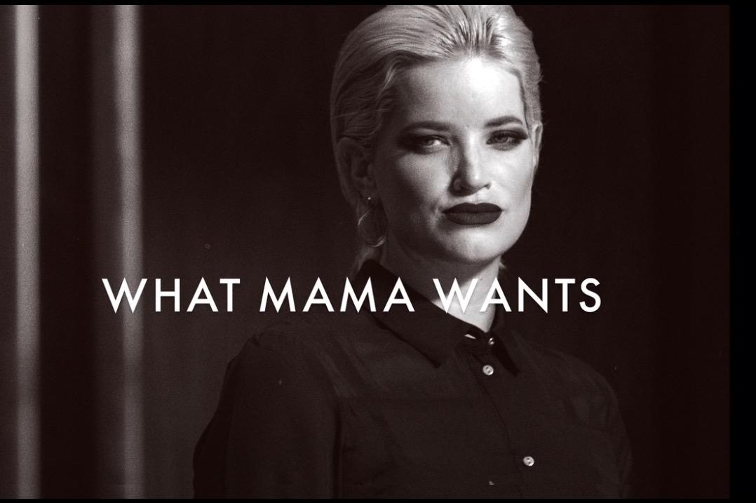 WHAT MAMMA WANTS BY RYAN WEATROWSKI