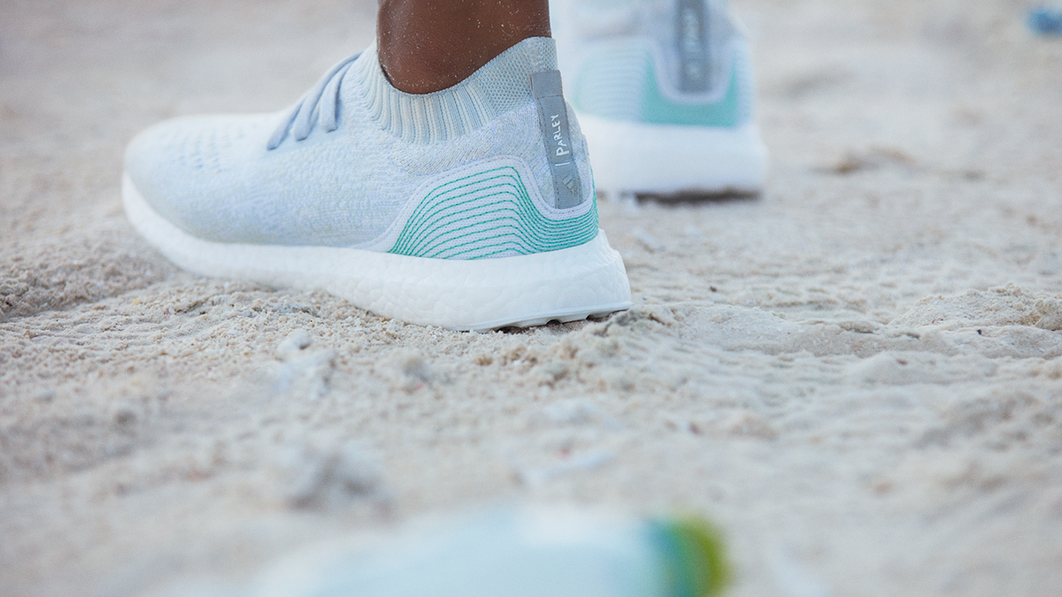 adidas X Parley: From Threat into Thread — PARLEY