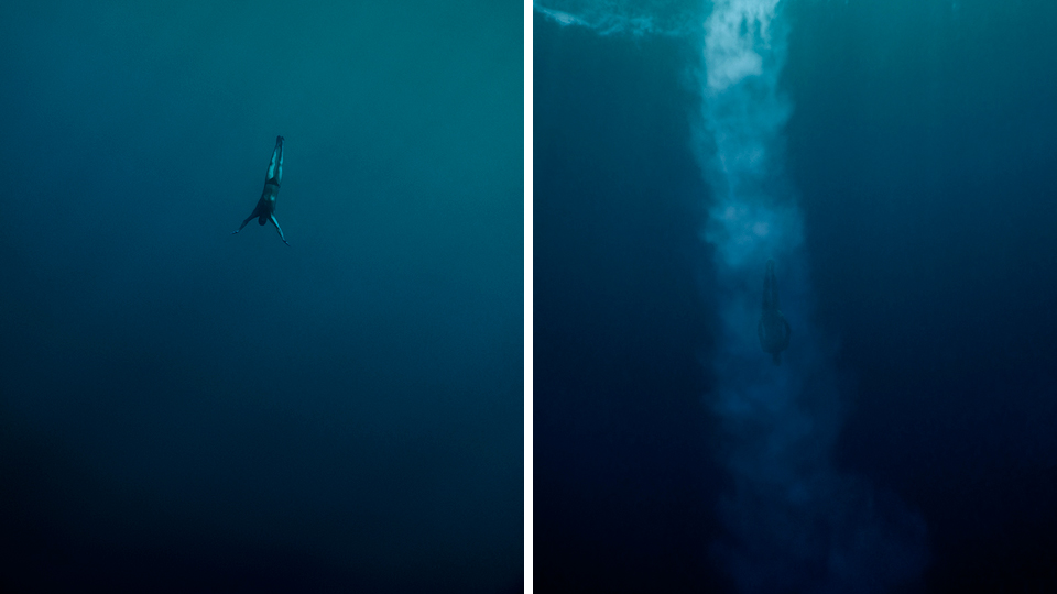 Left Image:Breath Keepers n°12011/2012; Right Image:Breath Keepers n°32011/2012