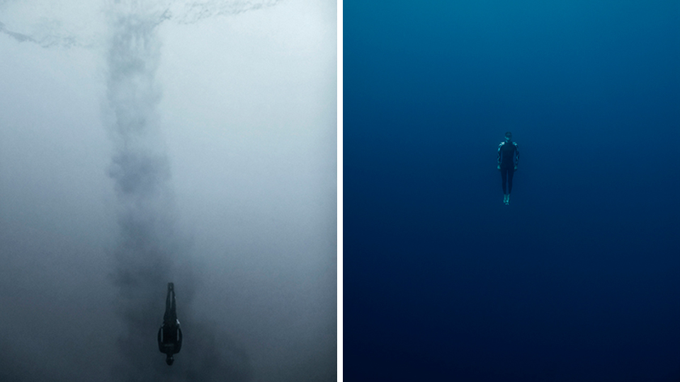 Left Image: Breath Keepers n°4 2011/2012; Right Image:Breath Keepers n°182011/2012