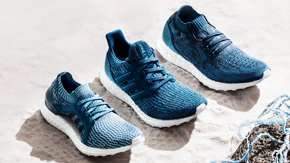 purpose: adidas running x Parley