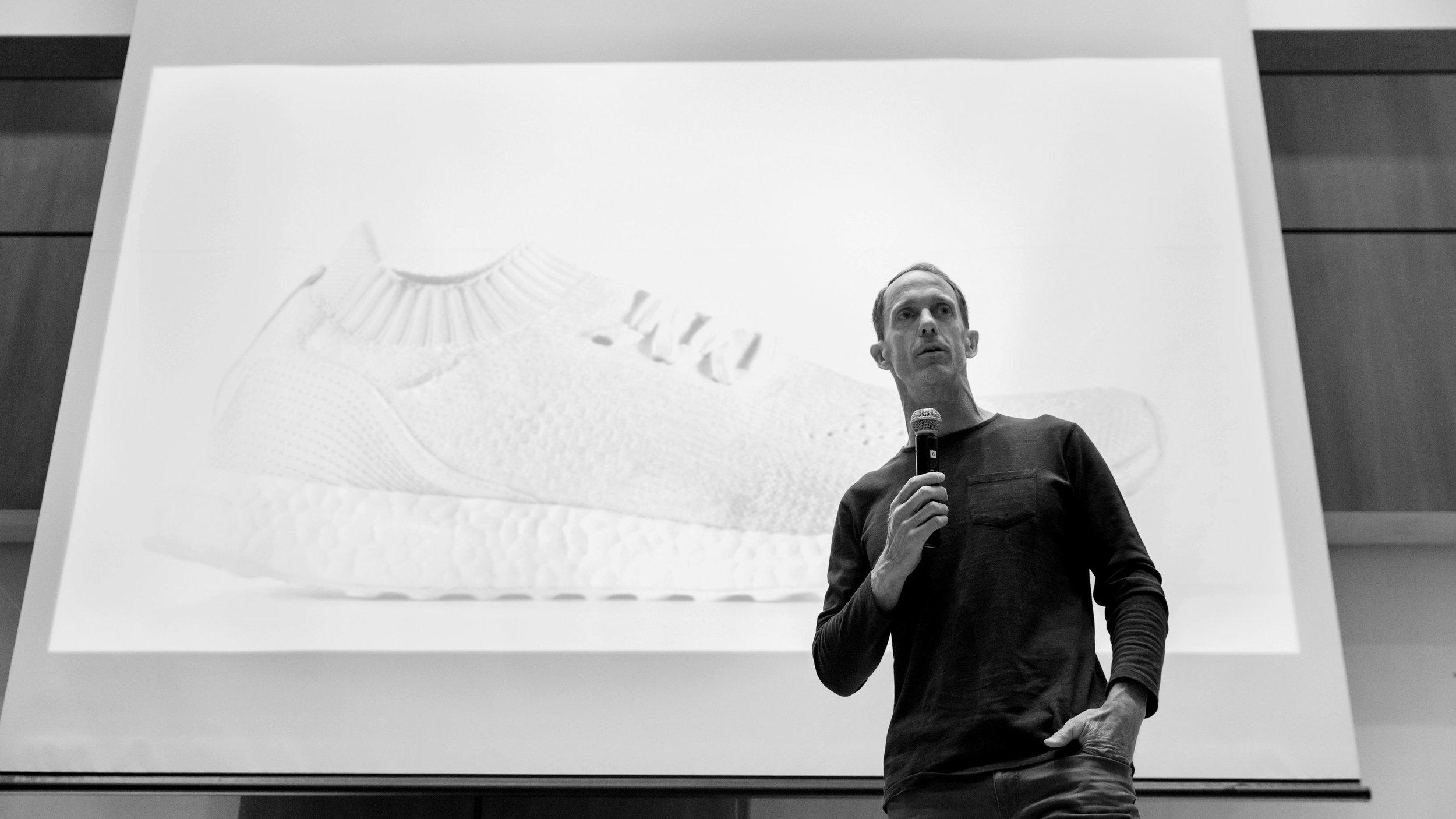 Eric Liedtke, Head of adidas Global Brands
