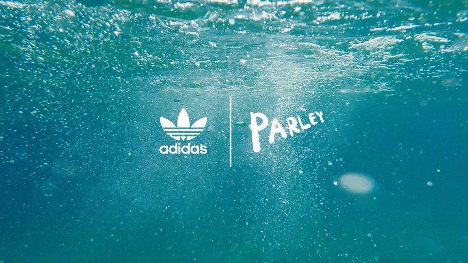 adidas Originals x Parley — PARLEY
