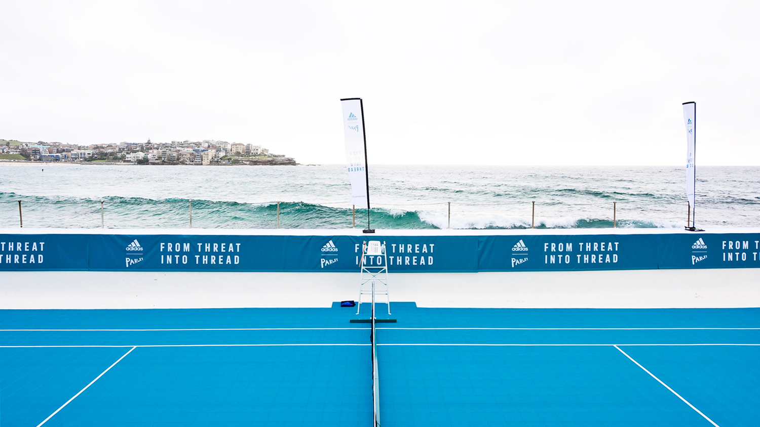 adidas Tennis x Parley: Play for the Oceans — PARLEY