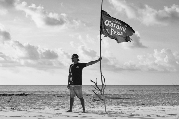 PROTECT PARADISE: CLEAN UP AND CREATE CHANGE WITH CORONA X PARLEY