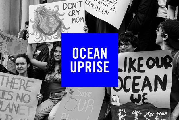 OCEAN UPRISE: SIGN UP FOR OUR YOUTH ACTIVIST PLATFORM