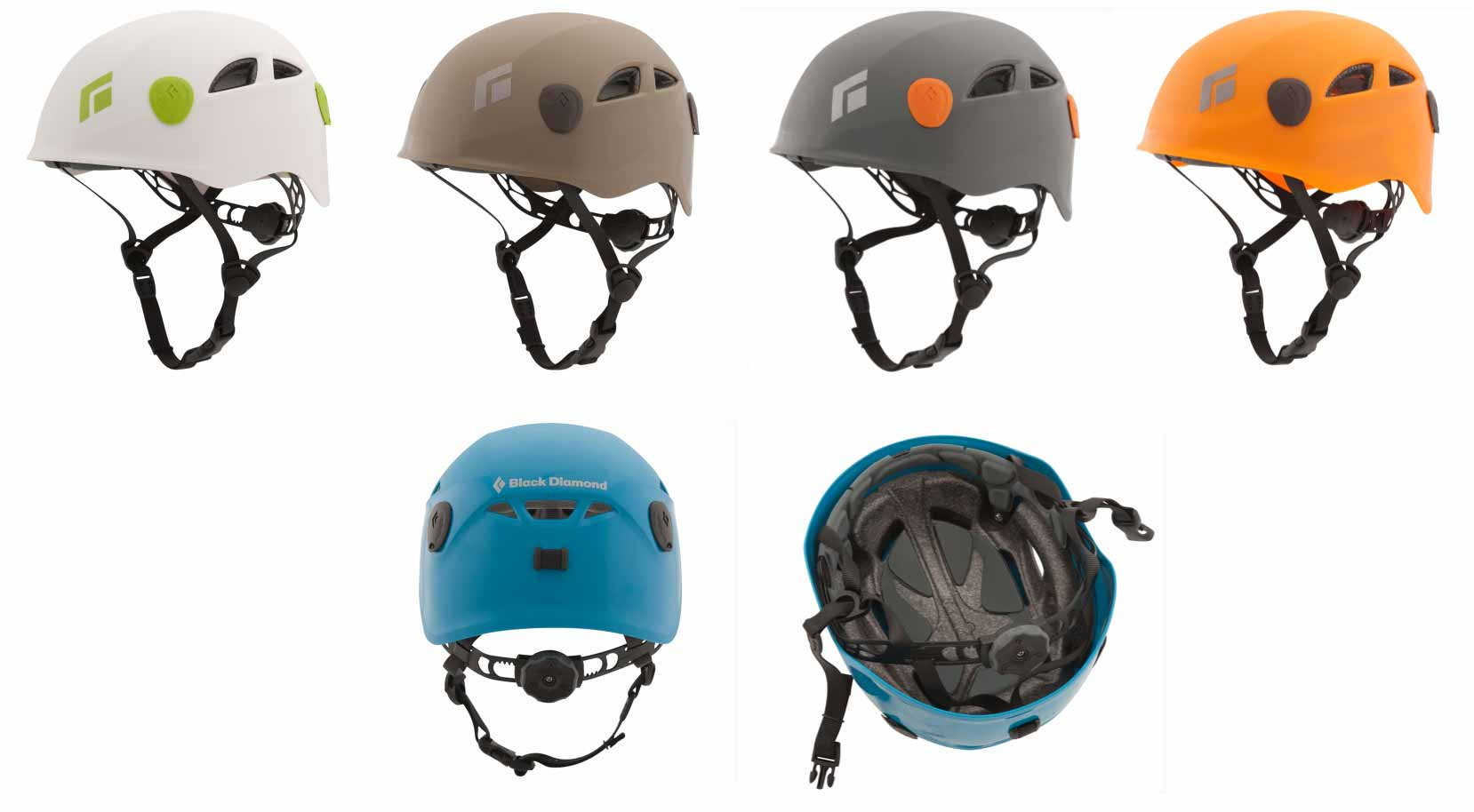 The Half Dome is a light, durable, and easy to use helmet. It's a must have for both trad and sport leading safety!