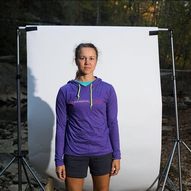 We are excited about our new merchandise. These new lightweight hoodies are perfect for a cool day at the crag as a base layer or a second layer. Go check out our site under the merchandise tab for this and more climbing apparel from us! Link in bio. 📸- @timharrisvisuals