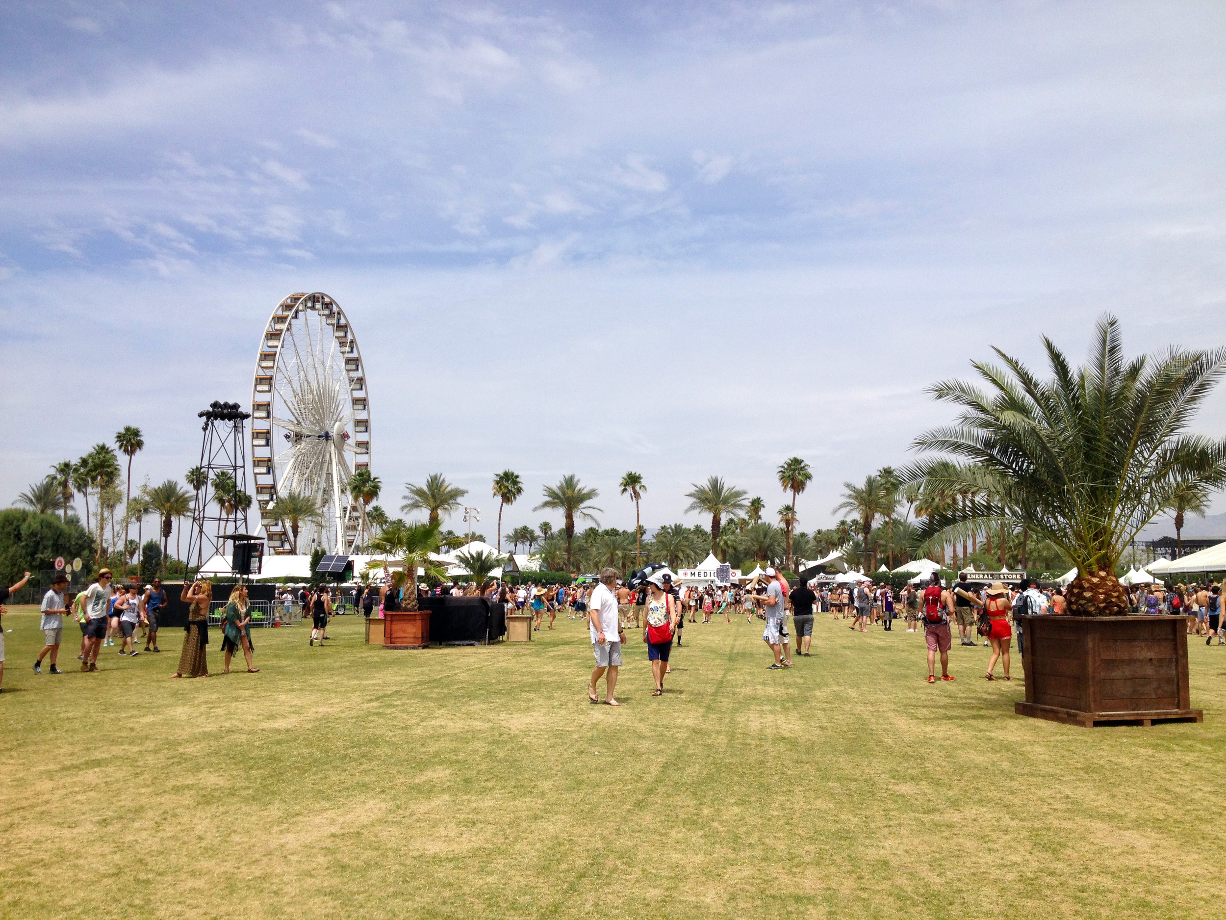 Coachella Valley Music Festival, 2014, Weekend 2