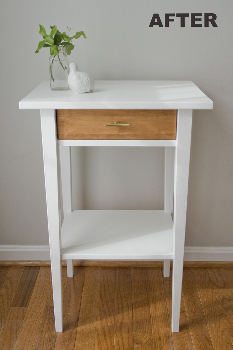 Beautiful Protest Hemnes Nightstand Remix