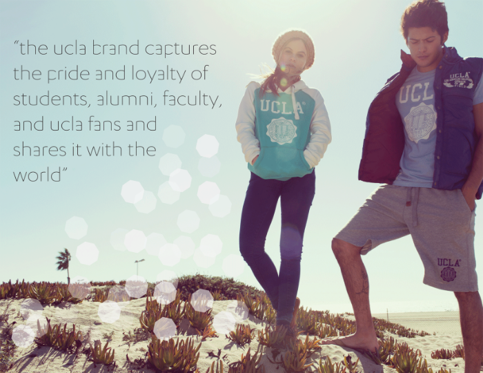 Client: UCLA //Excerpt from UCLA Style Guide  Concept, Layout, Typography, Photo Editing