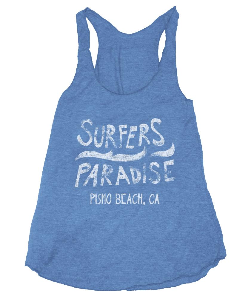 Surfers Paradise Blue Tank.jpg