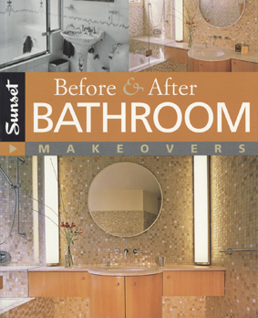 Sunset: Before and After Bathroom Makeovers