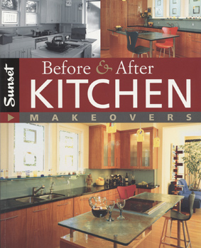 Sunset: Before and After Kitchen Makeovers
