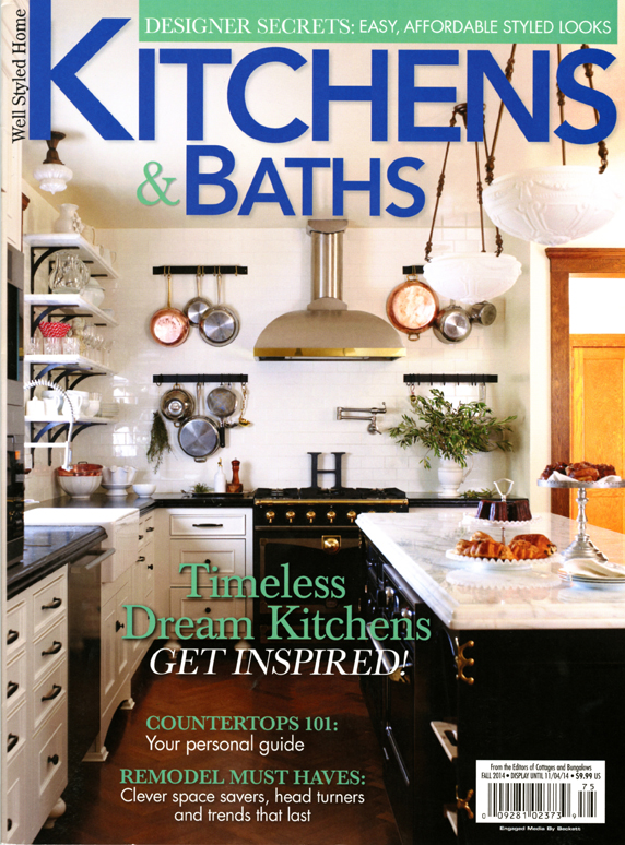 Kitchens and Baths Fall 2014