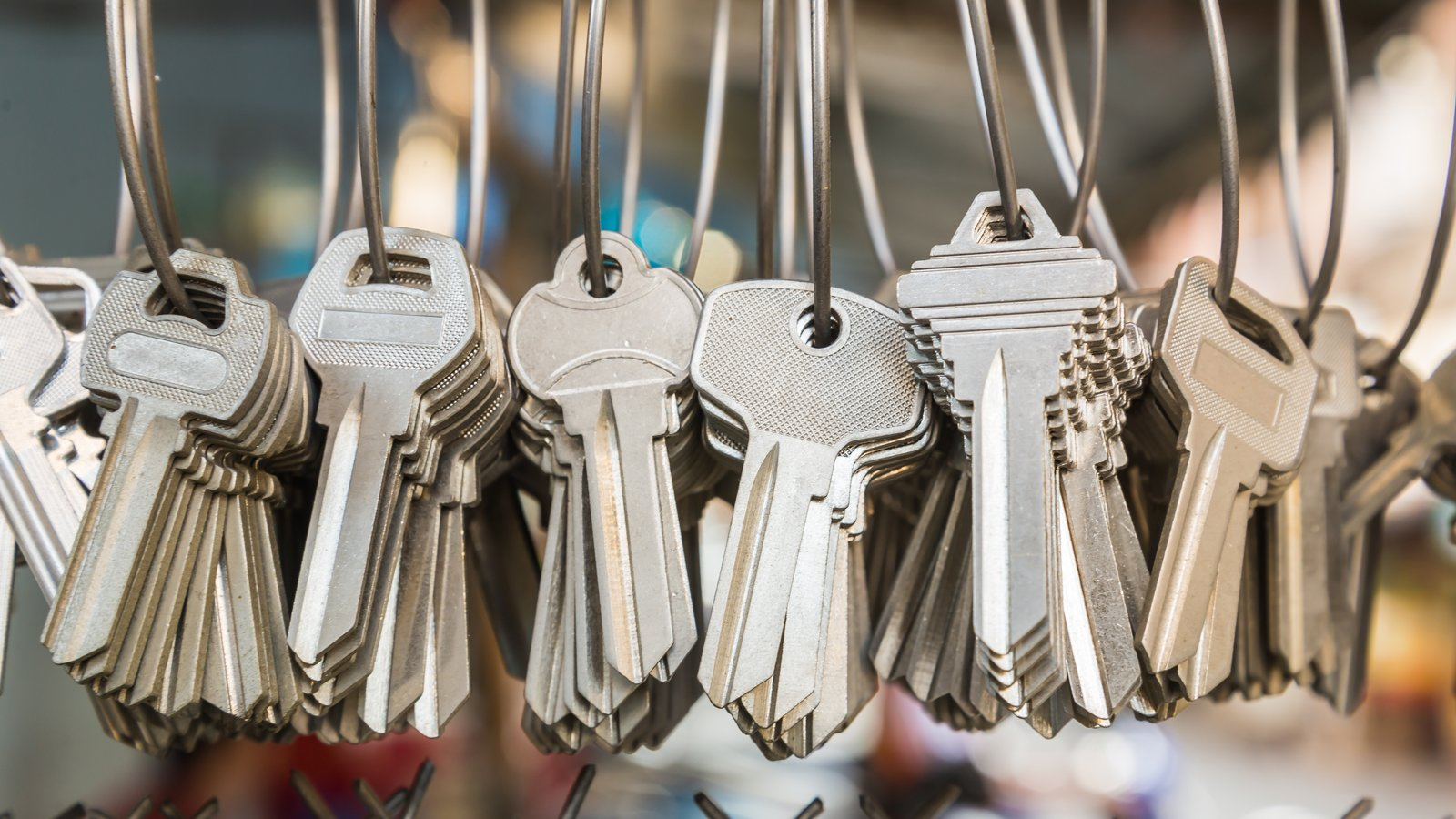 Prospect Locksmiths are here to help with Stolen Keys