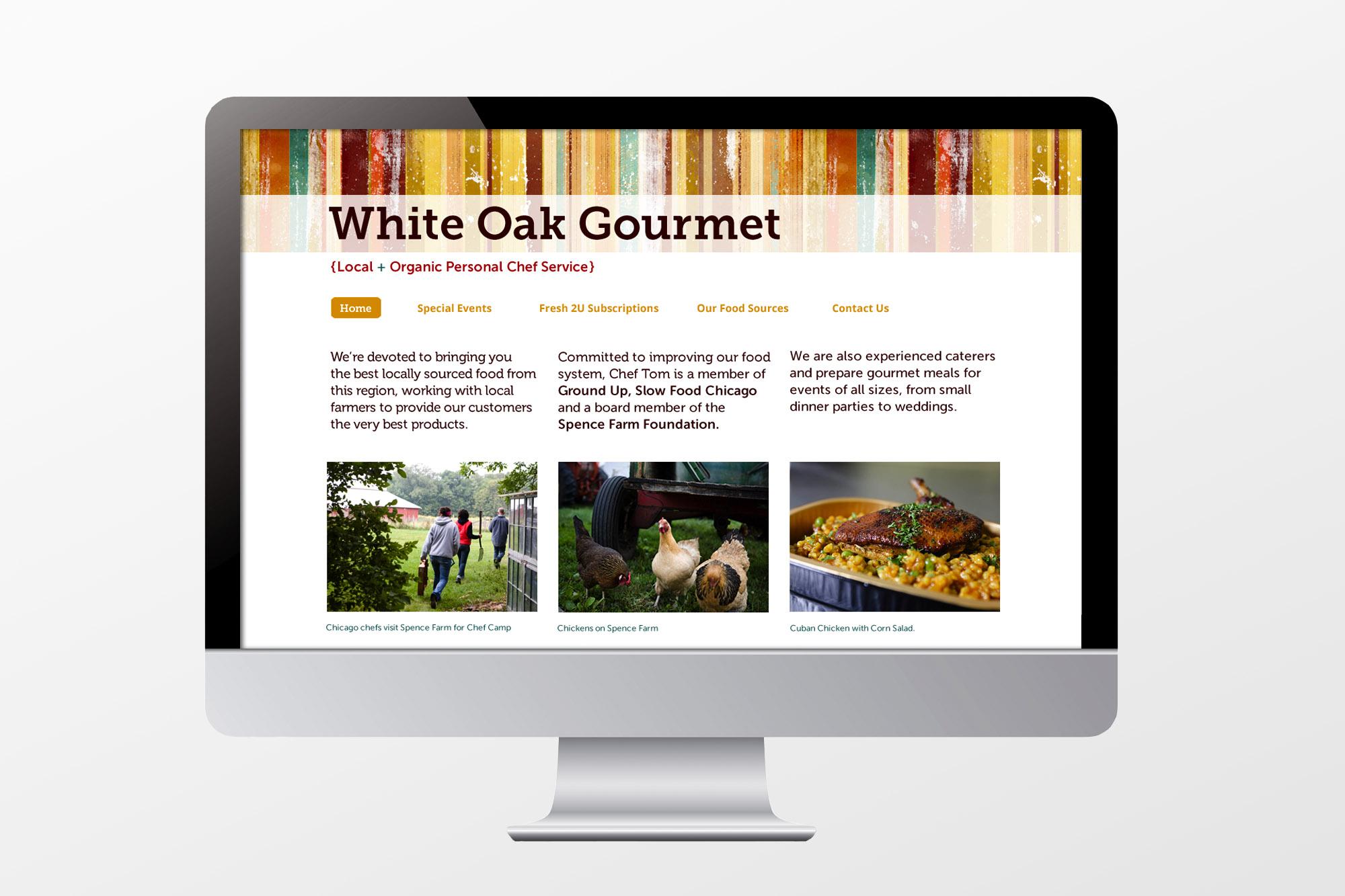 White Oak Gourmet
