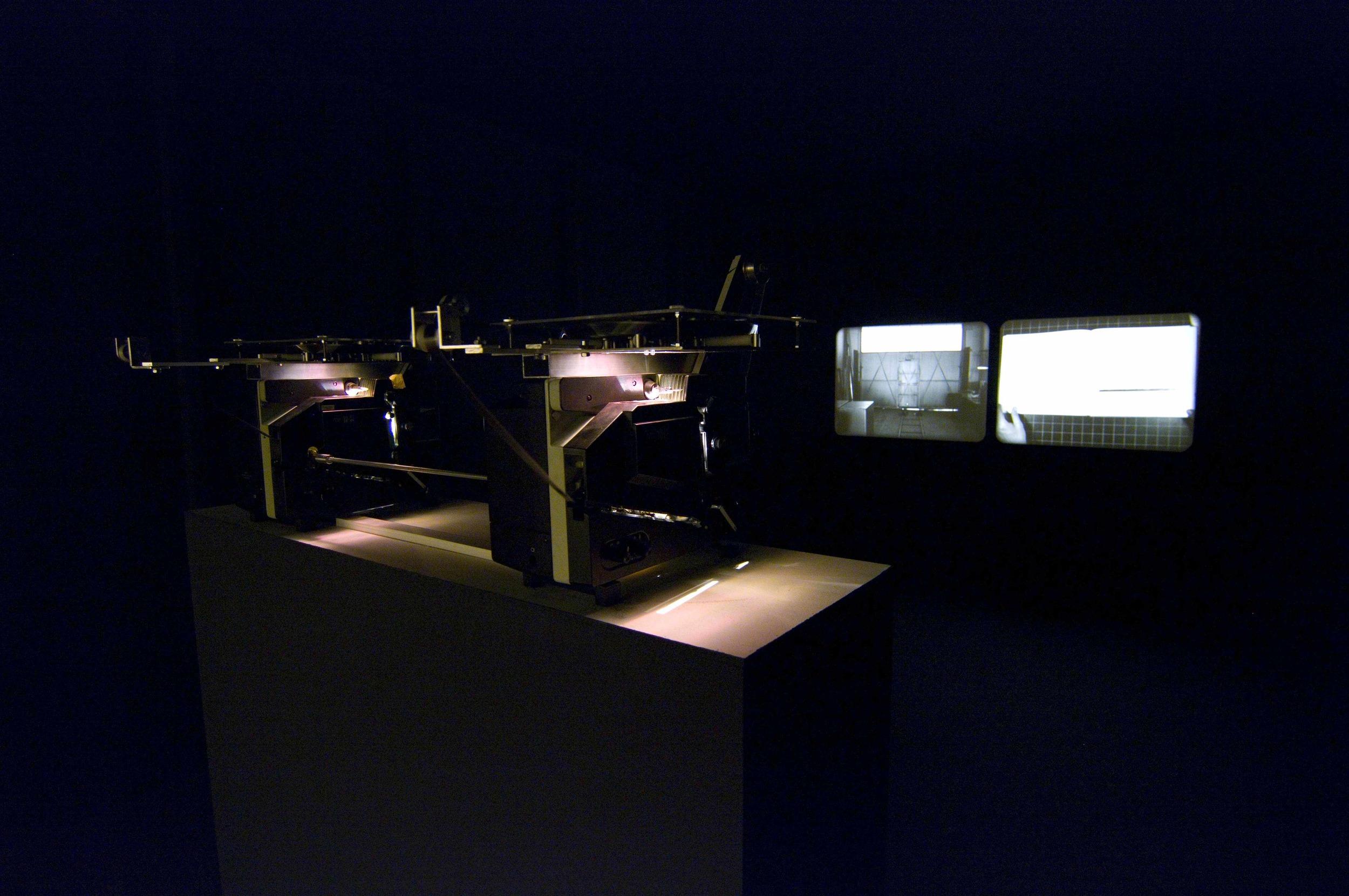 Installation View: Landesgalerie, Linz, 2010