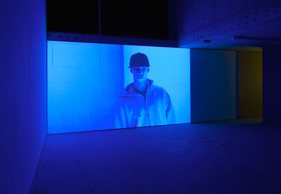 Installation View: ANTIREPRESENTATIONALISM III, KOW, Berlin, 2009
