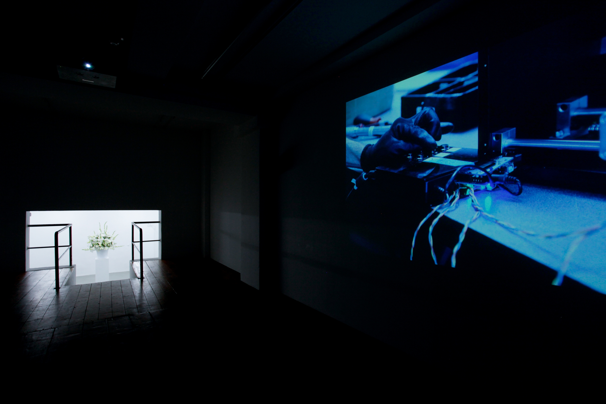 Mario Pfeifer & Willem de Rooij, ACUD Gallery, Berlin , 2016
