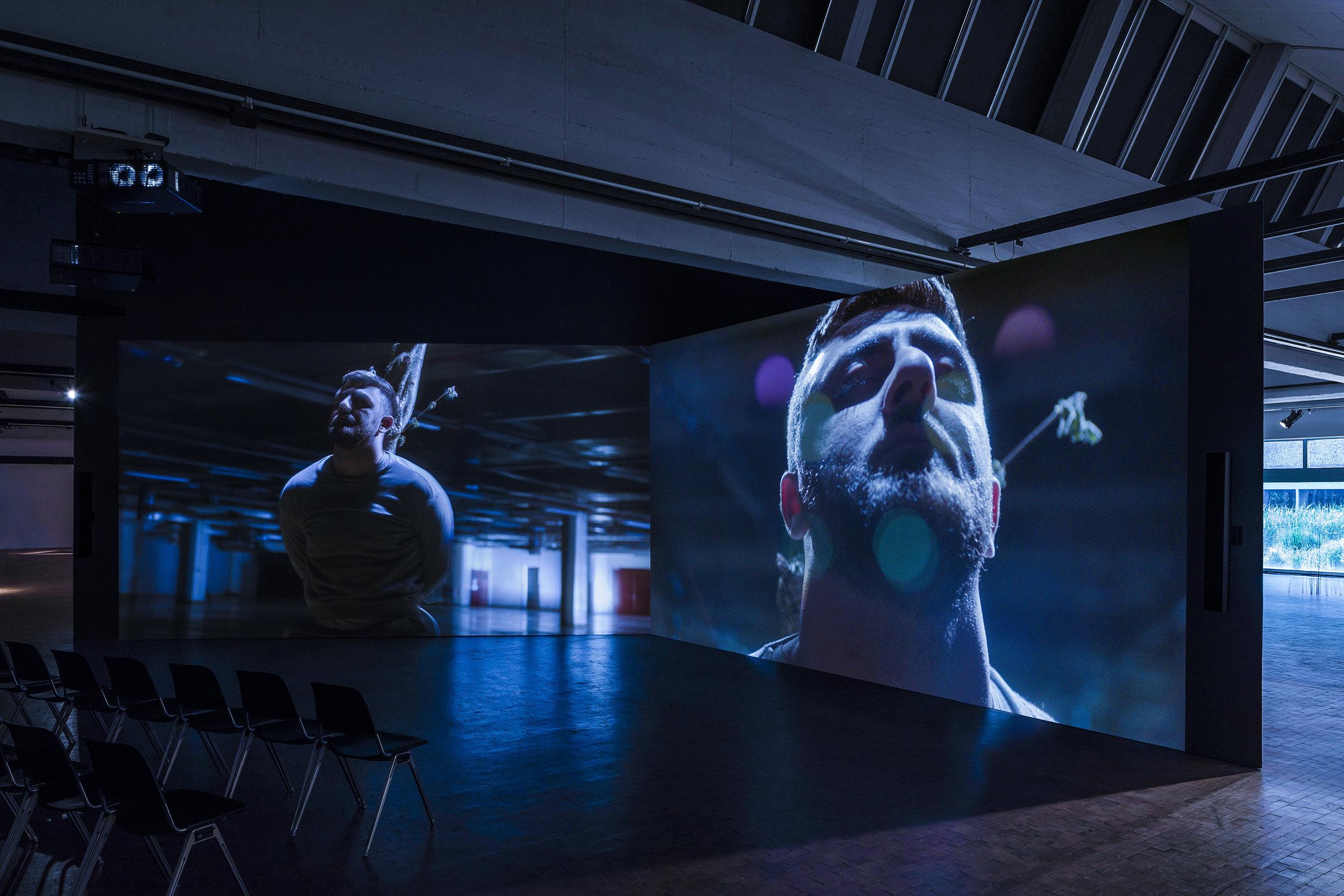 Installation View Akademie der Künste – 10. Berlin Biennale © Timo Ohler / Berlin Biennale, 2018