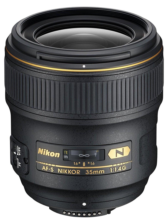 Nikon AF NIKKOR 35mm f1.4G