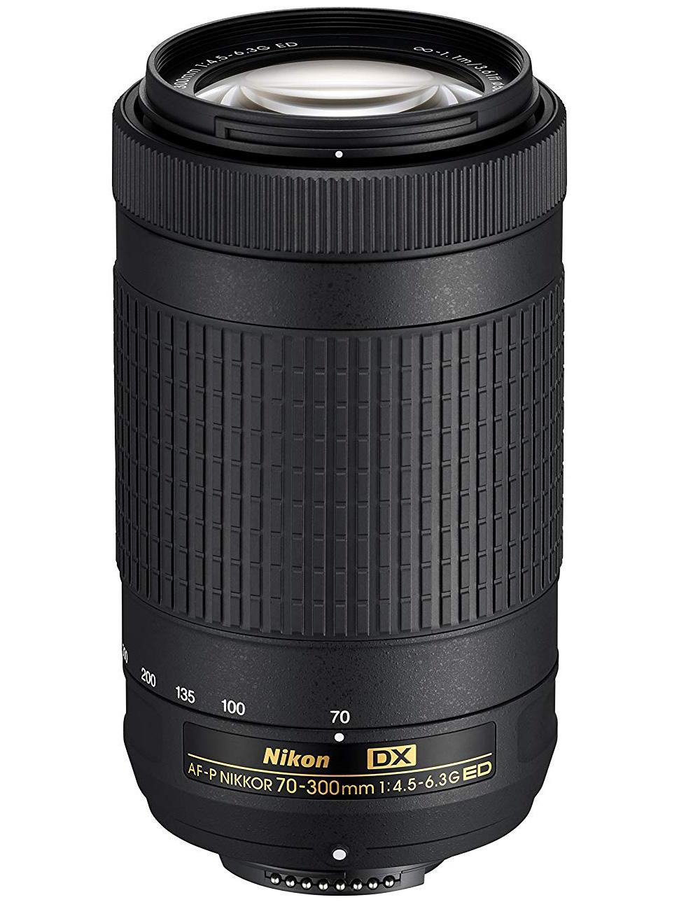 Nikon AF-S DX NIKKOR 70-300mm f4.5-6.3G ED