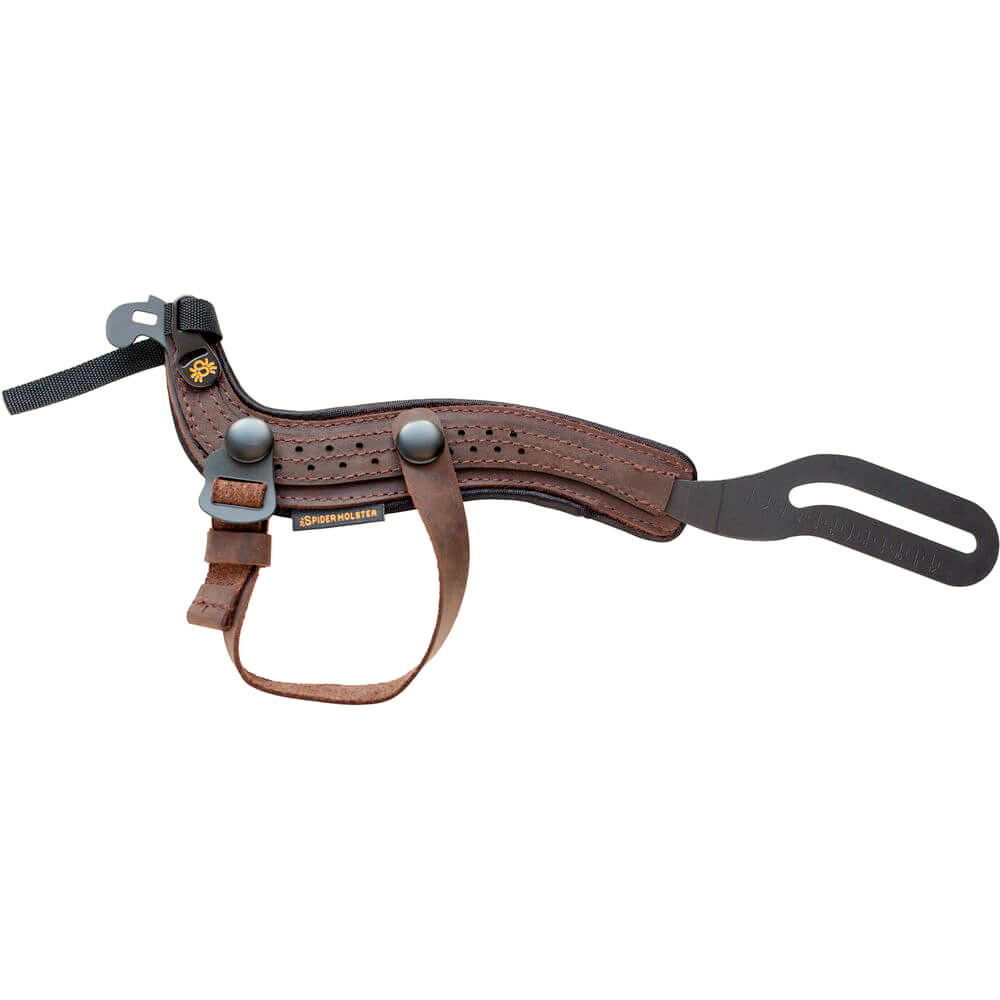 Spider Holster SpiderPro Hand Strap in Kodiak Brown