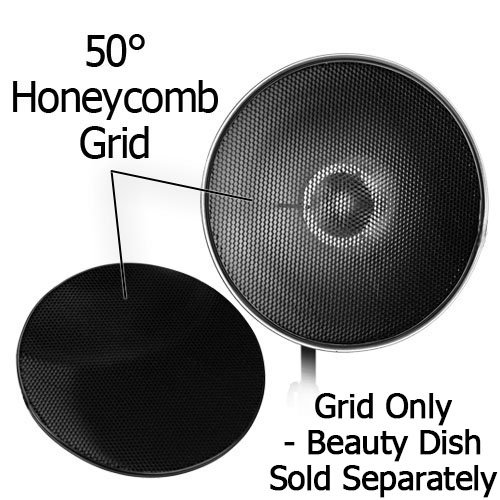 "Fotodiox Pro Honeycomb Grid for 28"" Beauty Dish"