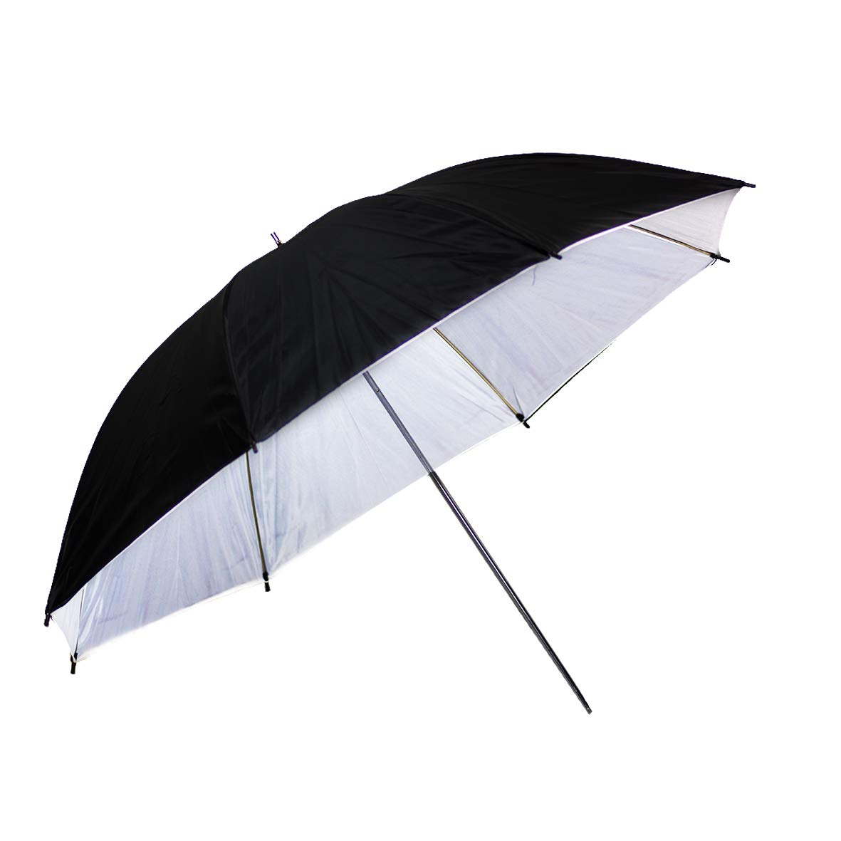 "LimoStudio Photography Video 40"" Double Layered Black & White Photo Studio Reflective Umbrella"