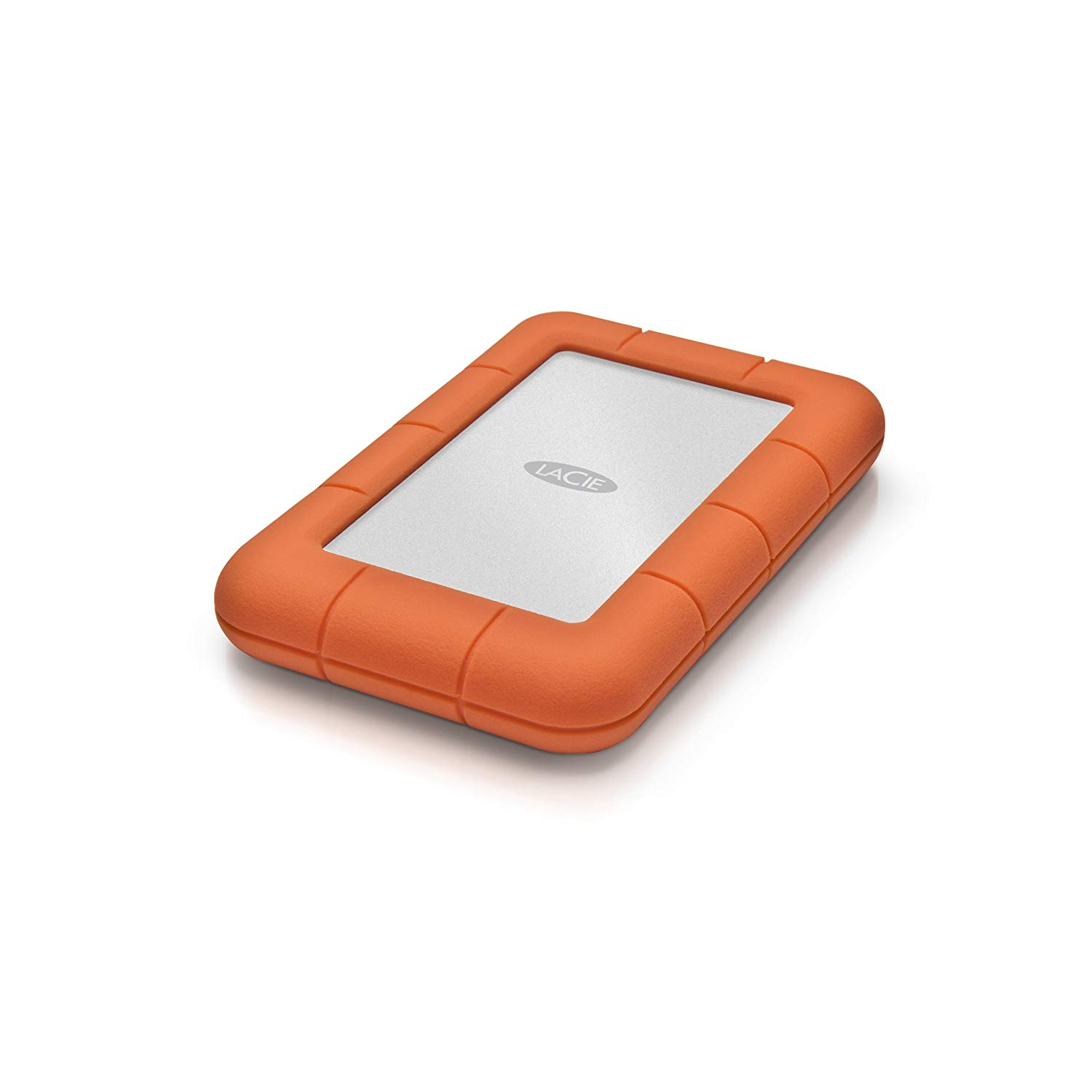 LaCie Rugged Mini 2TB USB 3.0 / USB 2.0 Portable Hard Drive