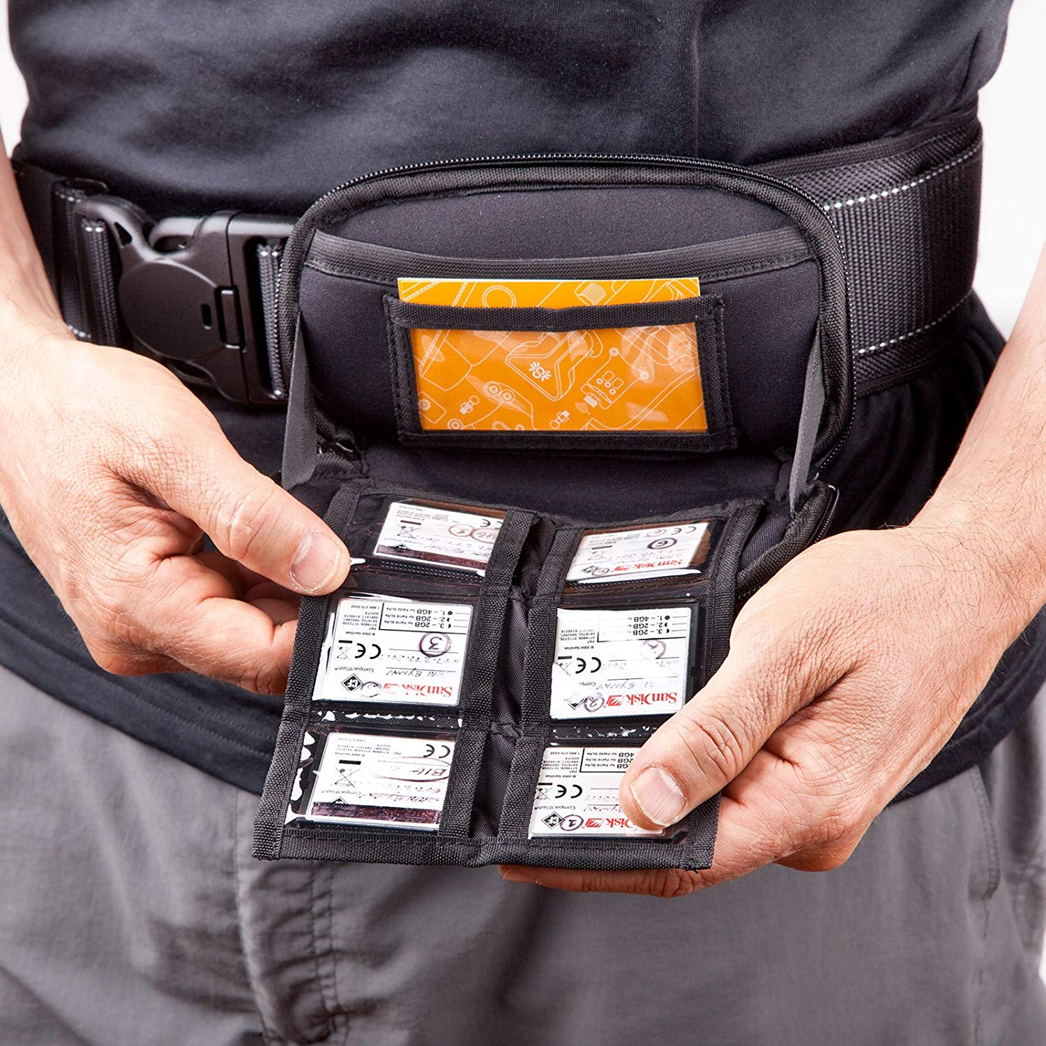 Spider Holster Memory Card Holder