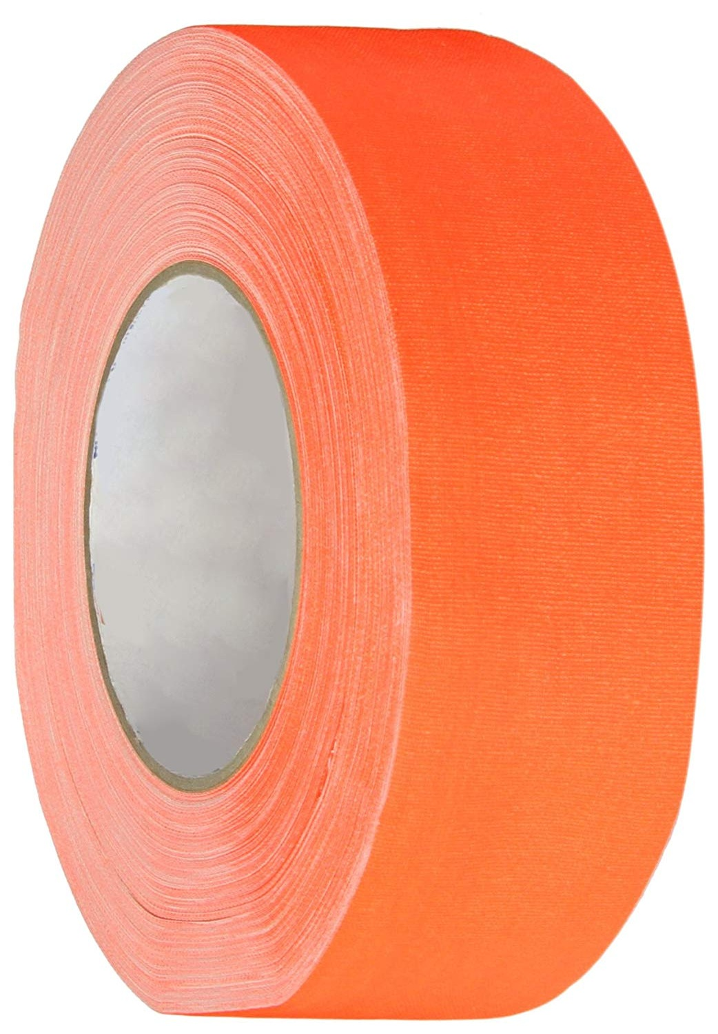 Polyken 510 Rubber Premium Grade Gaffer's Tape, 45m Length x 48mm Width, Neon Orange